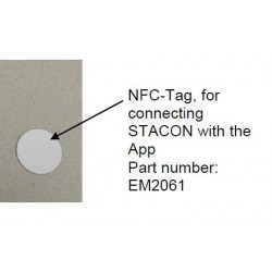 Etiqueta NFC inteligente