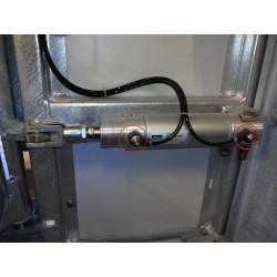 Regulador cilindro aire comprimido plato