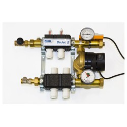Unidad reguladora de agua caliente DoJet 2