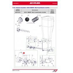 MOTOR REDUCTOR 24V-40 U/MIN DESDE 09/96